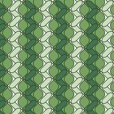 Free Ornamental Green Color Backdrop Royalty Free Stock Images - 23208959