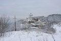 Free Kiev. City Under Snow Stock Photo - 23211840