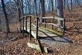 Free State Park Bridge Stock Images - 23213264