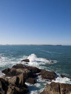 Baleal Coast Stock Photo