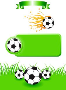 Free Football Background Stock Photos - 23223103