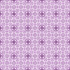 Seamless Lace Background Stock Photo