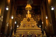 Free Buddha Statue Royalty Free Stock Photos - 23226738