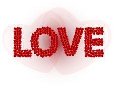 Free Love Royalty Free Stock Photos - 23229108