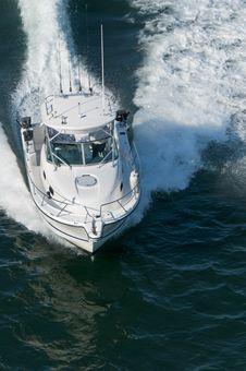 Free Speedboat Stock Image - 23229191