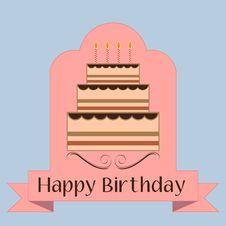 Free Birthday Balloons Royalty Free Stock Image - 23229326