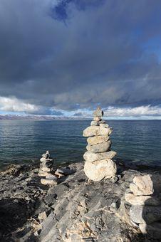 Free Mani Stones Of Tibet Stock Photography - 23232082