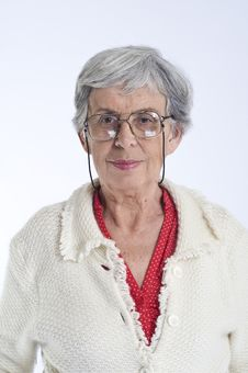 Free Senior Women Royalty Free Stock Photos - 23233408