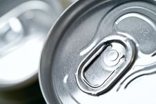 Aluminum Soda Water Can