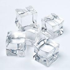 Free Ice Cubes Royalty Free Stock Image - 23234156