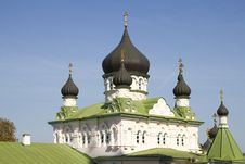 Free Pokrovsky  Monastery In Kiev , Ukraine . Royalty Free Stock Photo - 23235445