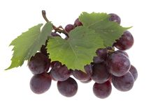 Free Grape  Isolated Royalty Free Stock Image - 23235716