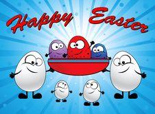 Free Family Of Eggs Royalty Free Stock Photo - 23236175
