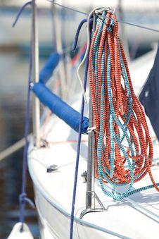 Free Nautical Rope Royalty Free Stock Image - 23236376