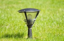 Free Lantern On The  Grass Stock Photos - 23236513