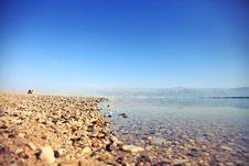 Landscape Dead Sea Pretty Royalty Free Stock Images