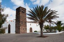 Free Nuestra Senora De La Candelaria Of La Olivia Stock Image - 23245461