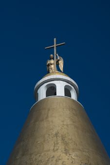 Free Dome With A Cross Royalty Free Stock Images - 23247249