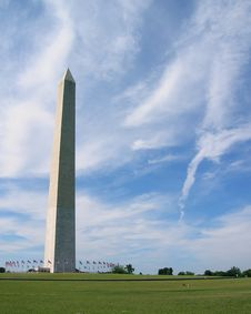 Free Washington Monument Royalty Free Stock Images - 23249969