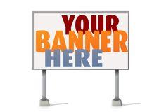 Free Billboard Royalty Free Stock Photos - 23251118
