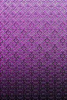 Free Glass Pattern Purple Stock Images - 23257584
