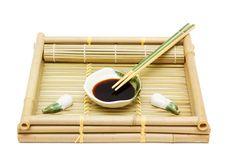 Free Sushi Set Royalty Free Stock Images - 23259569