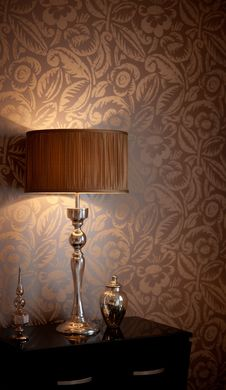Free Table Lamp Royalty Free Stock Photo - 23260445