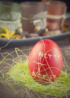Free Easter Egg Stock Photography - 23260852
