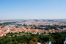 Free City Of Prague Royalty Free Stock Image - 23262246