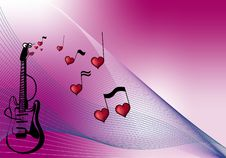 Free Love To Music Stock Images - 23263224