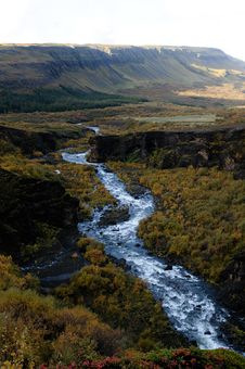 Free River In Iceland Stock Photos - 23263573
