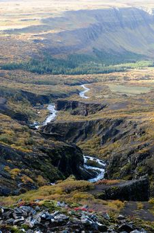 Free River In Iceland Royalty Free Stock Photos - 23263608