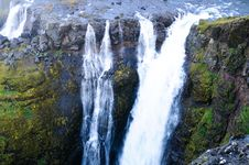 Free Waterfall In Iceland Stock Images - 23263654