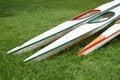 Free Racing Kayaks On Grass Royalty Free Stock Photo - 23271435