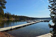 Free Crescent Lake Stock Photos - 23271423