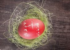 Free Easter Egg Stock Photos - 23277743