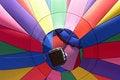 Free Hot Air Balloon At Albuquerque Balloon Fiesta Stock Photography - 23287682