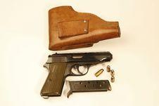 Free Hand Gun Stock Images - 23284244