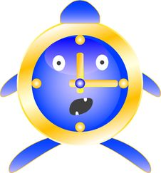 Free Alarm Clock Stock Image - 23288681