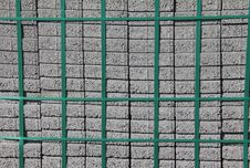 Paving Slab Background Stock Photography