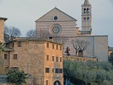 Assisi-Italy Stock Photos