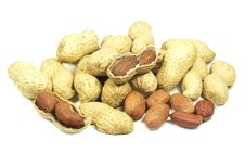 Free Peanuts Royalty Free Stock Image - 23294466