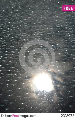 Free Water Drops On Window Stock Photos - 2338973