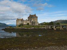 Free Eilean Donan Castle Stock Photo - 2330270