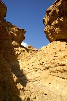Free Arava Desert Royalty Free Stock Photography - 2330997