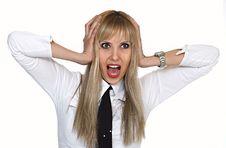 Free Secretary Royalty Free Stock Photography - 2331247