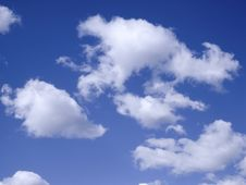 Free Clouds Royalty Free Stock Photos - 2331918