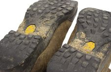 Free Outworn Soles Royalty Free Stock Photo - 2334215