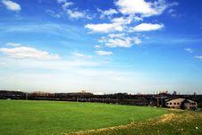 Free Golf Field Landscape Stock Photos - 2334353