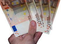 Banknotes Royalty Free Stock Photo